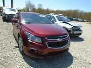 Front Clip Vin P 4th Digit Limited Opt T4w Fits 15-16 Cruze 570048