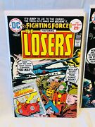 Our Fighting Forces 153 Nm Jack Kirby Art Best On Ebay Gorgeous Make An Offer