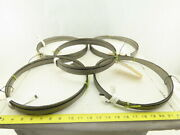 Starrett Powerband M42 14and0394x 3/4 W X.035 6-10/s Band Saw Blade Lot Of 5