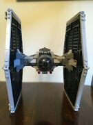 Lego Star Wars Tie Fighter Set 9492, Used, 100 Complete, Spare Pieces+minifig
