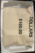 1600 Face Value Presidential Dollars 100 Coin Bags Mixed Lot P And D Mints Mix