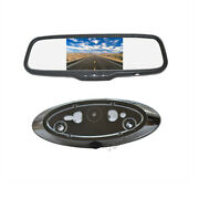 Reverse Backup Camera + 5and039and039 Mirror Monitor For Ford F150 F250 F350 F450 F550