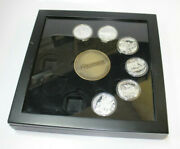 Civil War Coin Commemorative Coins The History Channel Club 6 Coins And Case