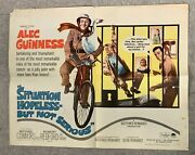 Vintage 1965 Situation Hopeless-but Not Serious-guiness 28x22 Movie Poster