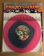 10 Ep Fat Music V/a Punk Rock Holiday 2019 New Unplayed Pink Blue Vinyl Nofx