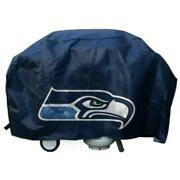 Seattle Seahawks Grill Cover Economy