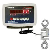 Optima Scales Op-926-1000 Hanging Scale - 1000 Lbs X 0.2 Lb.