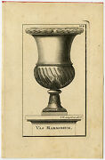 Antique Print-marble-vase-jolly-thomassin-1695