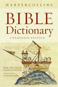 Harpercollins Bible Dictionary Paperback By Powell Mark Allan Edt Societ...
