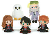 New Official 12 Harry Potter Soft Plush Toys Hedwig Dumbledore