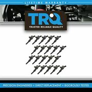 Trq Ignition Coil Bulk Pack Lot Of 20 For Ford Lincoln Mercury F150 4.6 5.4 6.8