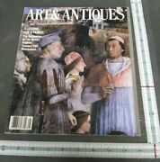 Art And Antiques Magazine May 1987