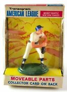 1969 Transogram Mickey Mantle  Unopened Original Box With Statue