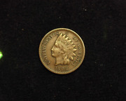 Hsandc 1908 S Indian Head Penny/cent Vf/xf - Us Coin
