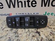 13-15 Dodge Ram 1500 2500 3500 New Front Left Driver Master Power Window Switch