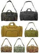 Eastwest 23 Large Tactical Military Duffle Bag W/strap Travel Sport Gym School