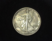 Hsandc 1916 Walking Liberty Half Dollar Bu - Us Coin