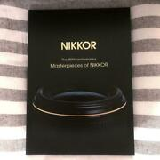 Nikkor The 80th Anniversary Hardcover Camera Book From Japan Free Shipping