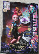 Monster High Collection_13 Wishes Series_gigi Grant 9 Fashion Doll_new_unopened