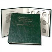 Littleton Coin Album For Ase Silver Eagles 1986-2014 New Quality Archival Lca13