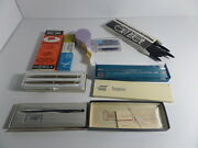 Vintage Office Writting Typing Supplies S11