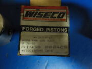 Yamaha Yz125 1976-82 435p2 Wiseco Piston Brand New No Rings Or Pin Or Clips.
