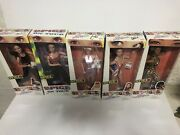 Spice Girls Girl Power + On Tour Dolls Lot Of 5 New Nib Galoob Toys 1990andrsquos
