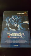 History Channel Presents The Kennedys An American Family Kennedy 10 Dvd Set New