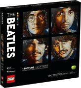 Lego 31198 The Beatles Art All 4 Free Shipping