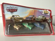 Disney Pixar Cars Story Tellers Cousins Jud Buford And Cletus Materand039s Cousins