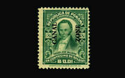 Us Stamp, Canal Zone/panama Mint Og And H, F/vf S67 Scarce Stamp