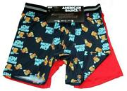 2 American Basics Jam Session Guitar Band Singer Performance Boxers Briefs Menand039s
