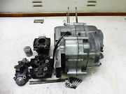 Early 1960's Honda C110 Super Sports Cub 50 Hm543-1 Engine For Parts Or Rebuild