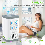 Air Purifier Deodorizer Negative Ion Equipped Outlet Ozone Generator Hepa