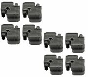 Set Of 8 Bosch Direct Ignition Coils For Mercedes W202 S202 C140 W210 S210 C6500