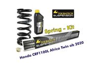 Progressive Springs For Fork And Strut For Honda Crf1100l Africa Twin From 202