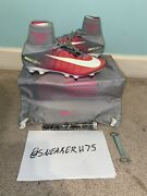 Nike Mercurial Superfly V Ag Soccer Cleats Hyper Pink 844229-611