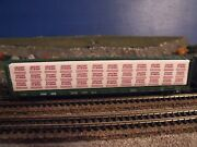 N Scale Centerbeam Lumber Load Cascade Plywood 2 Pcs