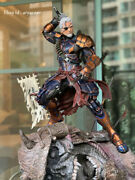 Arkham 1/4 Deathstroke Statue Modle Collection Limited Edition In Stock