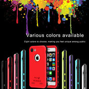 For Iphone 5s 6s 7 8 Plus Waterproof Case Ultra-thin Dustproof Shockproof Cover