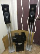 Monitor Audio Hi-end 5.1 Home Theater Speakers And Subwoofer