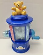 Babw Build A Bear Workshop Spin-master Stuffing Station Machine Blue Toy