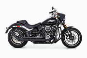 Freedom Performance Up Sweeps W/endcap Exhaust Black Star End Cap Hd00760