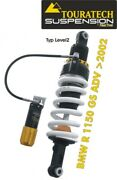 Touratech Suspension Strut Rear For Bmw R1150gs Adv Since 2002 Type Level2