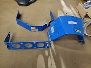 Scatter Shield Plate Transmission Flexplate Sfi Rated Powerglide Turbo 350 Chevy