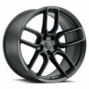 Fits 20 X 10.5 Wide Body Satin Black Tires Wheels Rims For Charger Challenger