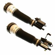 Pair Set 2 Front Bilsteinb4 Air Suspension Springs For Mercedes W220 S430 4matic