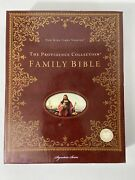The Providence Collection Family Bible By Thomas Nelson Holy Bible Nkjv 2013 Vg