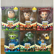 New Disney Pixar Toy Story 4 Cosbaby Character 6 Body Set Bydhl