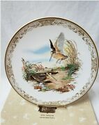 The Boehm Studios Gamebirds Of North America Plate Collection American Woodcock